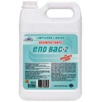Desinfectante Liquido End Bac Ii